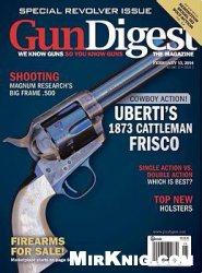 Журнал Gun Digest 2014-02 (vol.31 / issue 3)