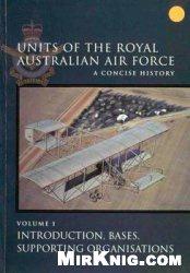 Книга Units of the Royal Australian Air Force - 10 volume set