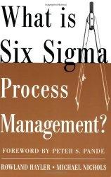 Книга What is Six Sigma Process Management?
