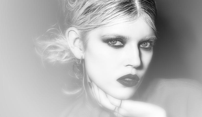 Ола Рудницка / Ola Rudnicka by Richard Burbridge in Vogue Italia february 2015