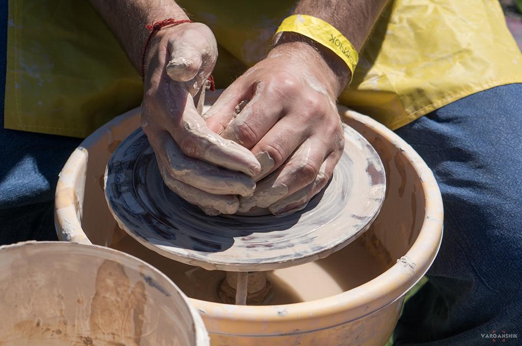 Кукумявка фестивать позитивной трансформации жизни. Гончарное искусство varganshik.livejournal.com