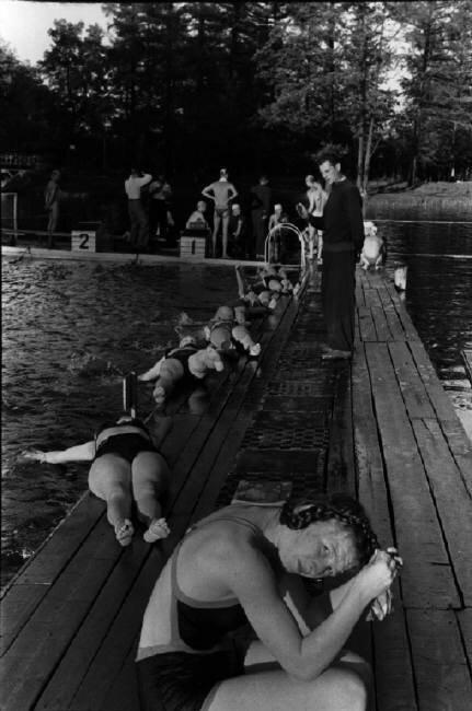 1954. Ленинград. Парк Культуры и Отдыха