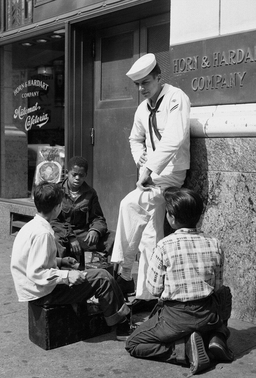 1953. Нью-Йорк
