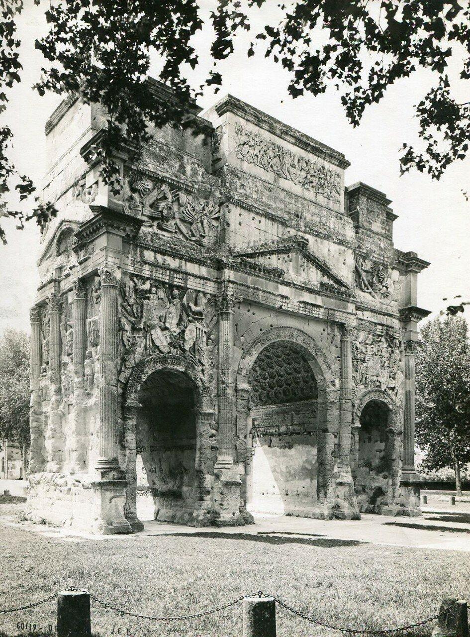Триумфальная арка.  1970
