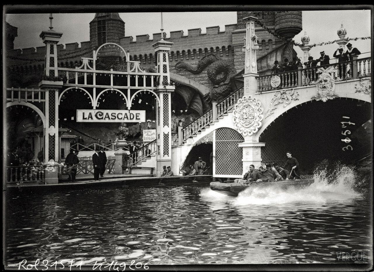 1913. Парк развлечений «Волшебный город», 15 июля