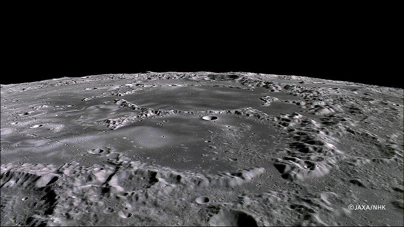 фотографии Луны в высоком разрешении