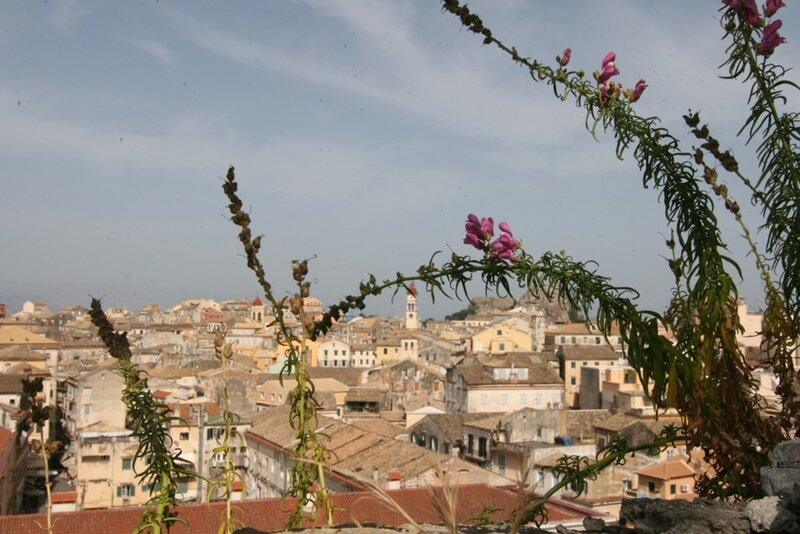 Новая крепость, Керкира, Корфу