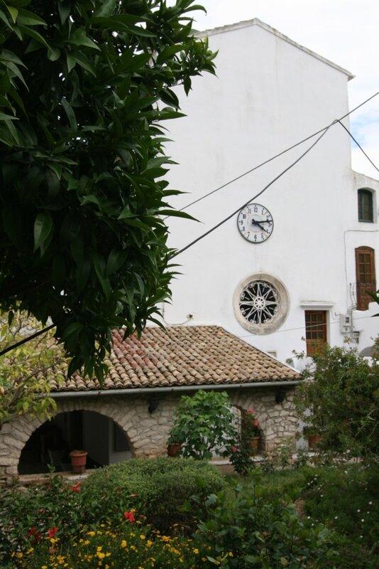 Корфу, Кассиопи