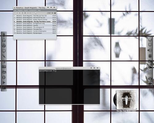 compiz desktop