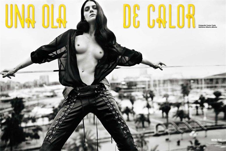 Spanish Models by Txema Yeste