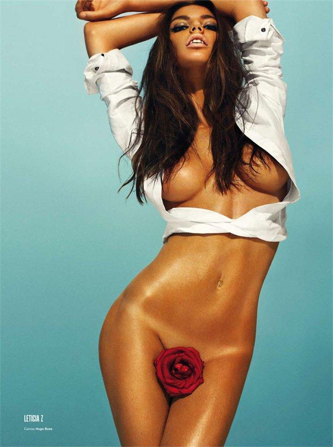 Spanish Models by Txema Yeste - Leticia Zuloaga