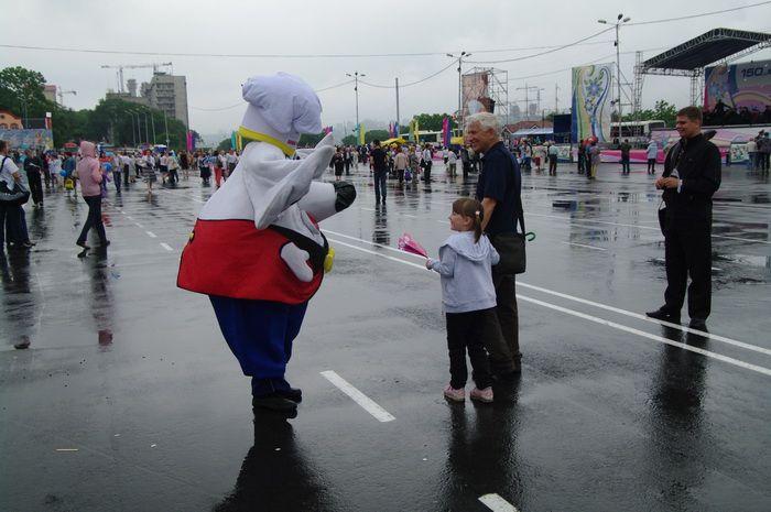 Владивосток: привет с большого бодуна! (ФОТО)