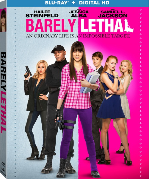 Особо опасна / Barely Lethal (2015/HDRip)