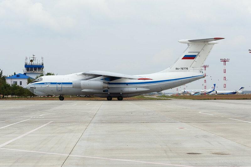 Ильюшин Ил-76МД (RA-76776) D700375