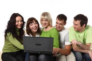 Интернет стал новым источником знаний и получения информации