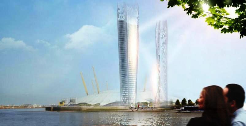 В Британии выстроят небоскреб, не отбрасывающий тень