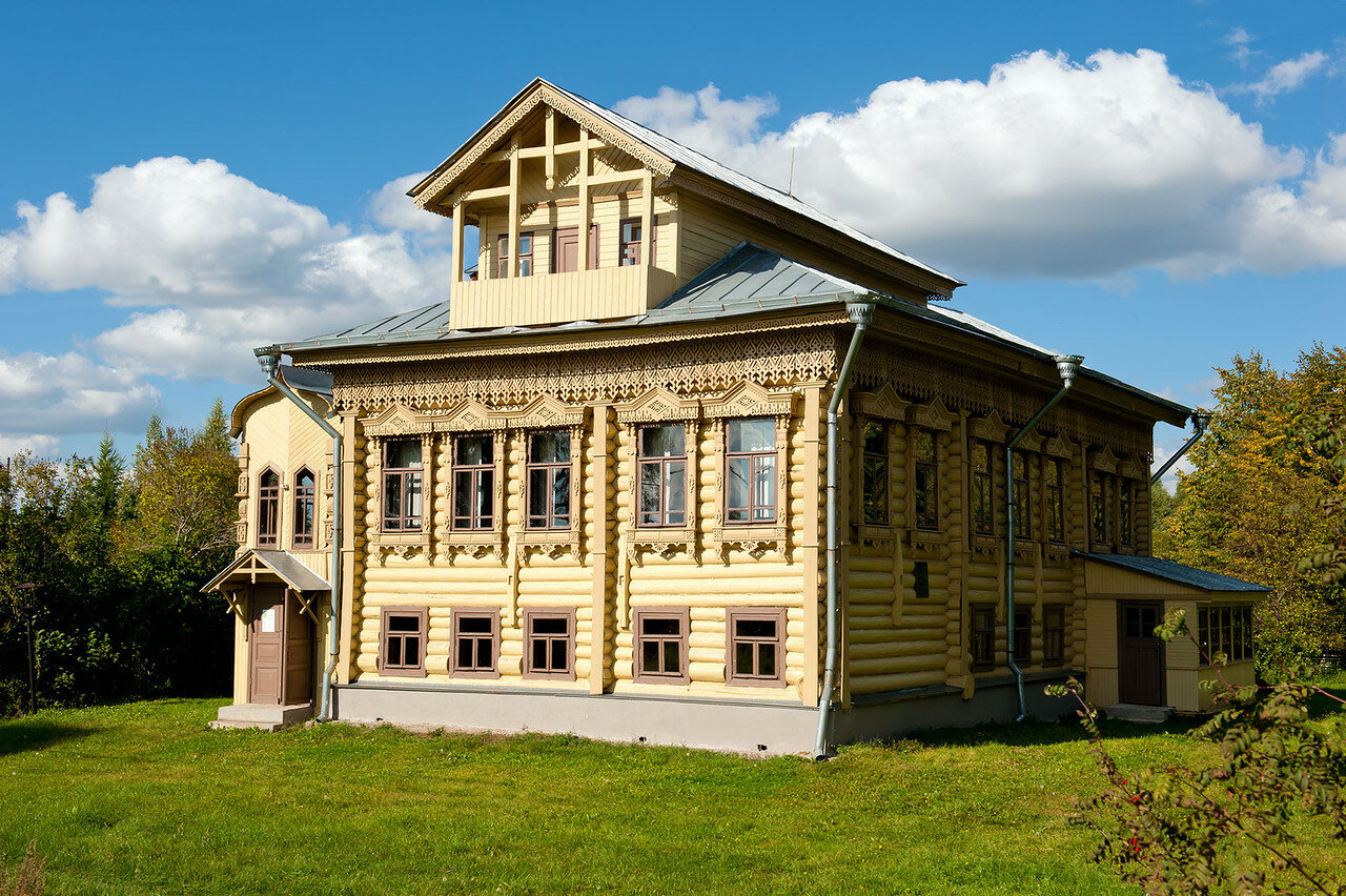 Рыбницы. Дом-музей Опекушина А.М.