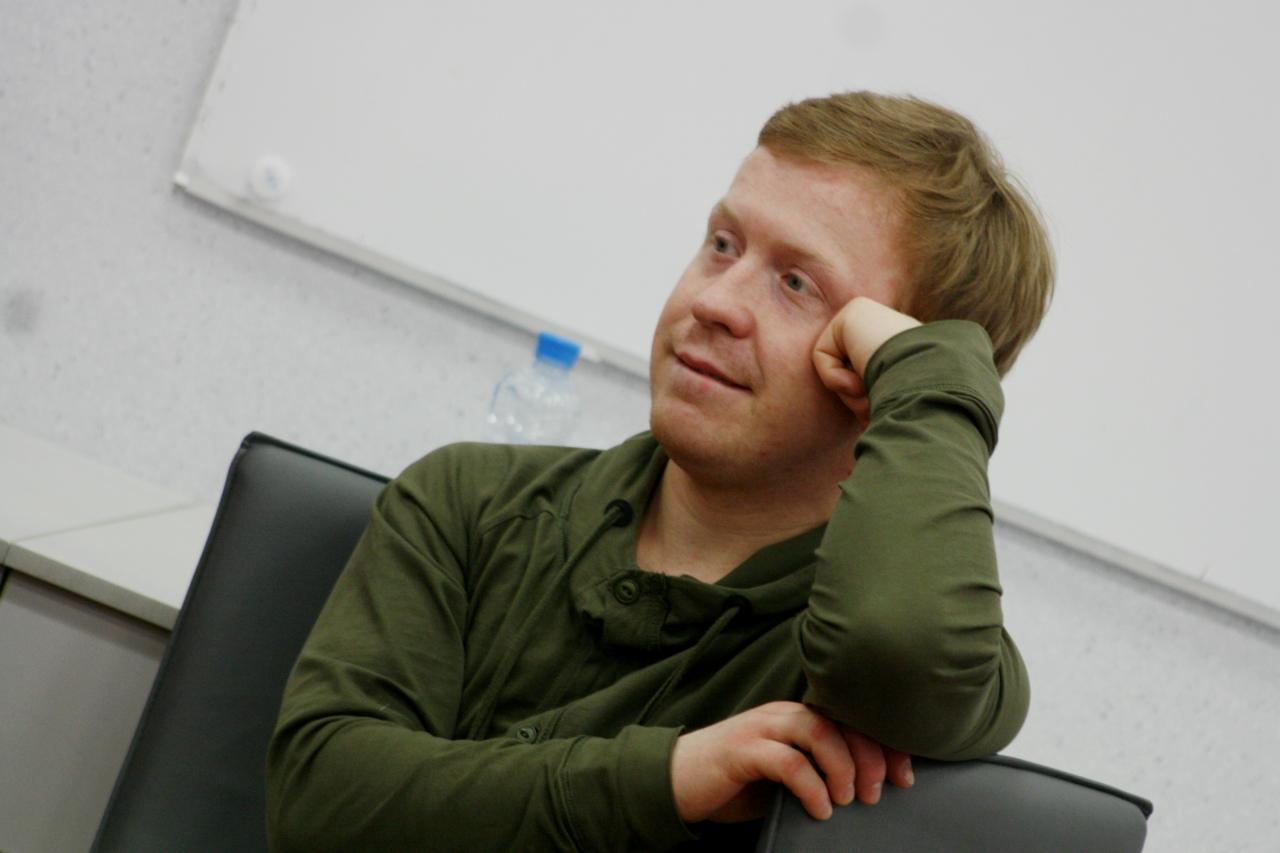 Антон Богданов провел мастер-класс в Казани