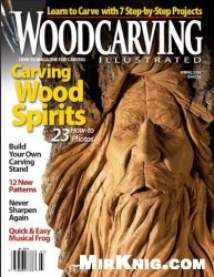 Журнал WoodCarving Illustrated №046 (Spring 2009)