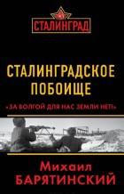"""Книга Сталинградское побоище. """"За Волгой для нас земли нет!"""""""