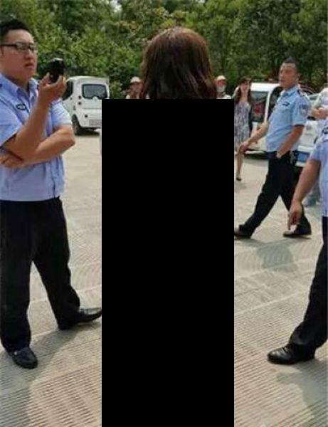 Китаец переоделся женщиной, чтобы шпионить в бане