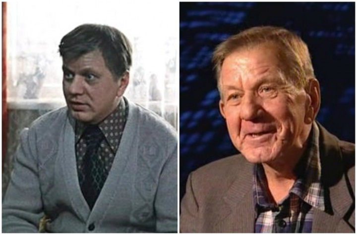 Актеры фильма «Москва слезам не верит» 35 лет спустя