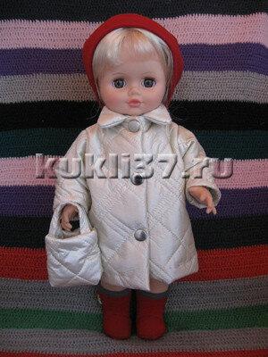 пальто и сумочка для куклы