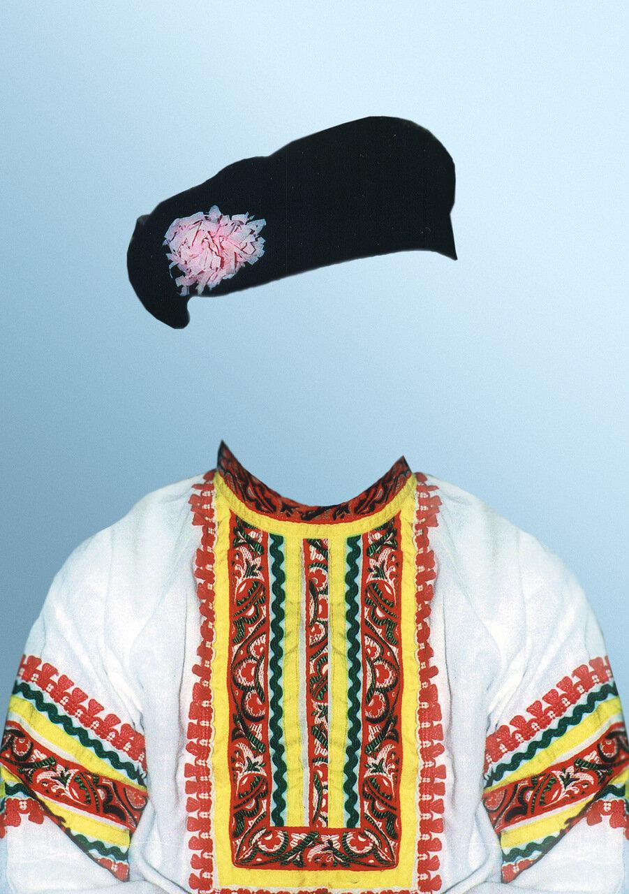 Русский народный костюм мужской 4