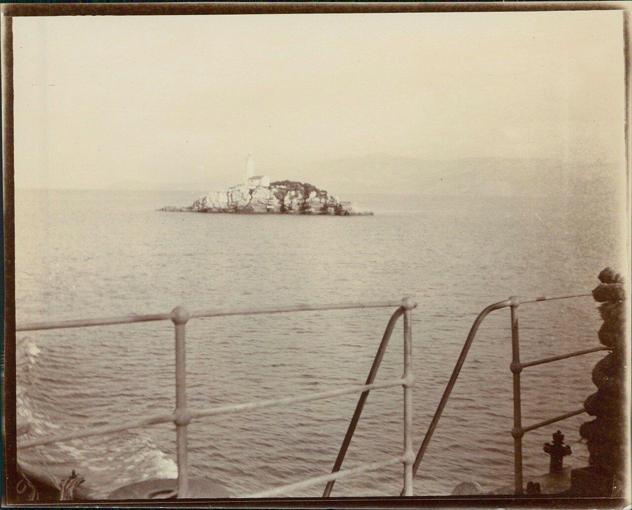 Маяк возле Корфу
