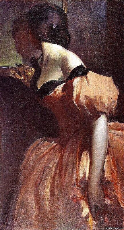 "Alexander John White ""Fancy Dress"""
