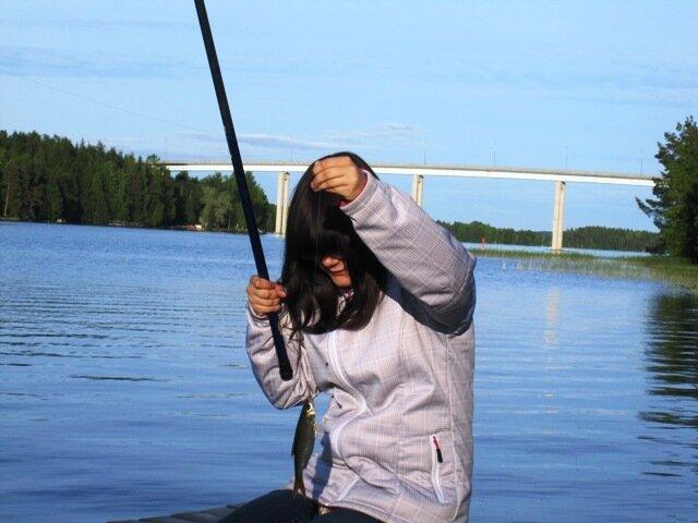Рыбалка в Варкаусе