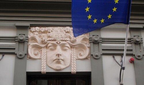 Прибалтийское лицо Евросоюза
