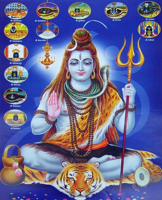 Боги и богини индии