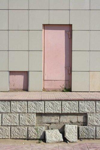 Стена на усолке