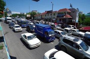 Во Владивостоке разрабатывается программа, которая позволит решить проблему парковок