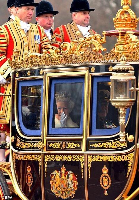 Бриллиантовая диадема Георга IV