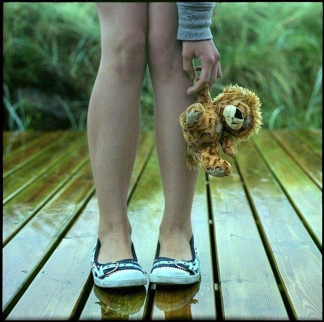 Ах.эти ножки, автор Anna Log