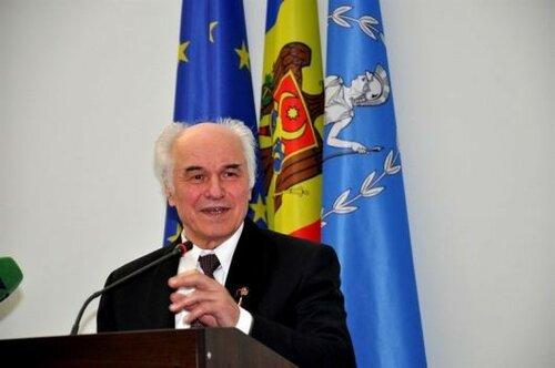 Маэстро Евгений Дога выступит в Академии Наук Молдовы