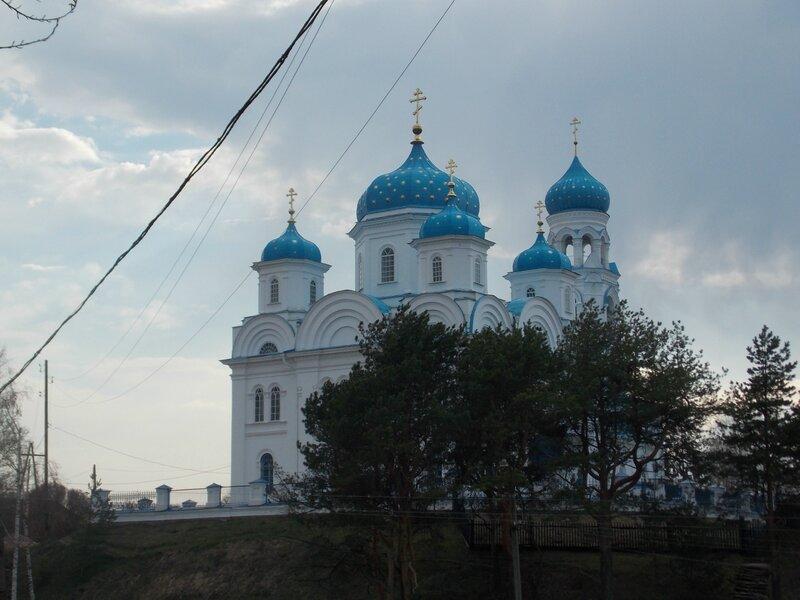 Благовещенская (Михаило-Архангельская) церковь в Торжке