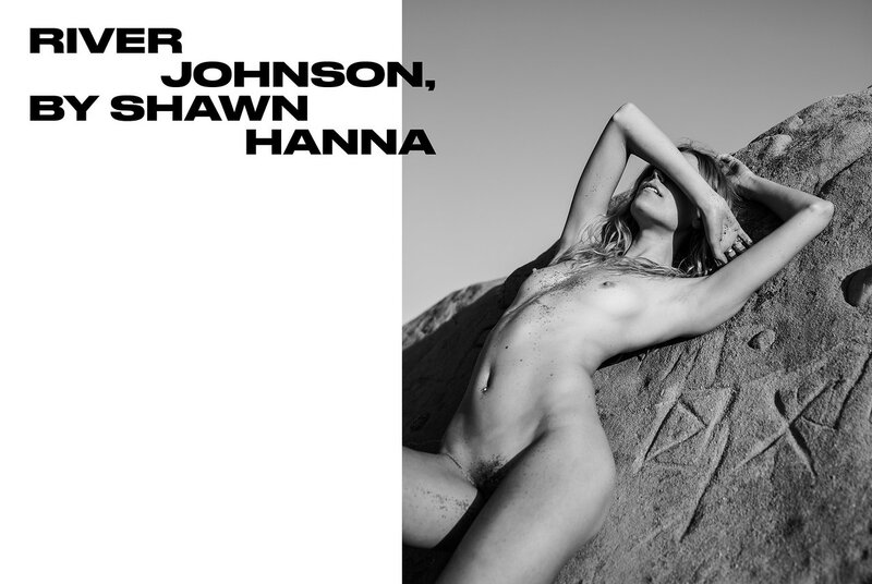 River Johnson by Shawn Hanna