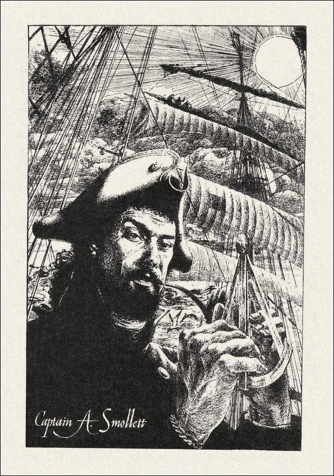 Bohuslav Mikeš, Treasure Island