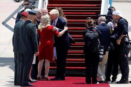 Трамп заставит Израиль иПалестину договариваться