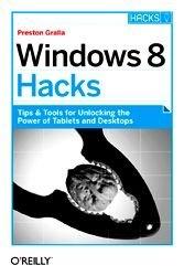 Книга Windows 8 Hacks