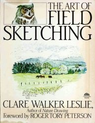 Книга The Art of Field Sketching