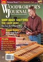 Журнал Woodworker's Journal №6 (июнь), 2012 / US