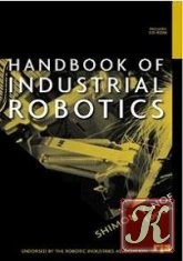 Книга Handbook of Industrial Robotics