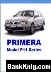 Книга NISSAN  PRIMERA  model P11-144 series