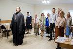 В Покровском епархиальном образовательном центре состоялись выпускные экзамены для слушателей двухгодичной образовательной программы
