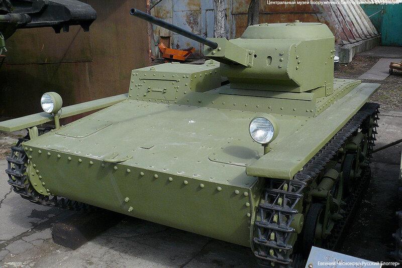 11. Музей ВС. 22.04.15.03. плав танк Т-38. 1936..jpg