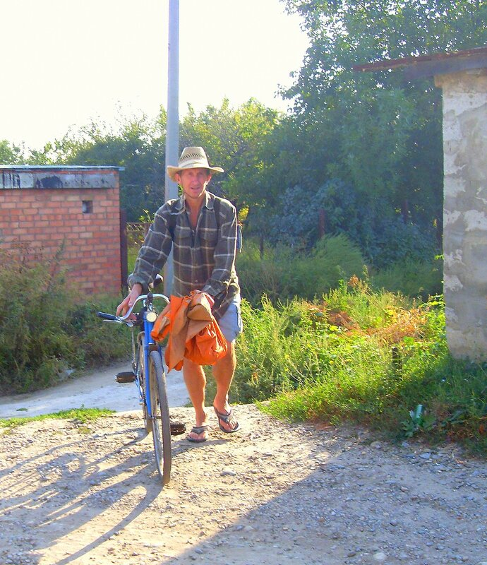 Утром, с велосипедом ... SDC14269.JPG